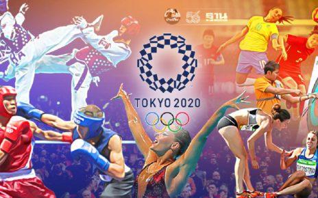 นักกีฬาโอลิมปิก